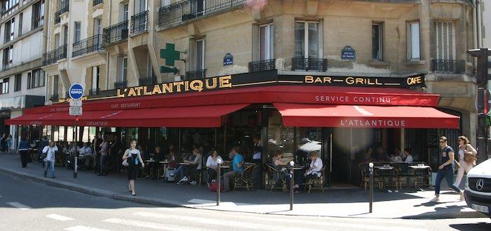 L'Atlantique brasserie